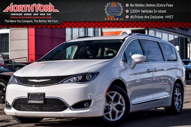 2017 Chrysler Pacifica Touring-L Plus in Thornhill, Ontario