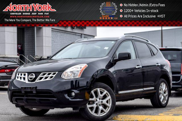 2012 NISSAN ROGUE SL in Thornhill, Ontario