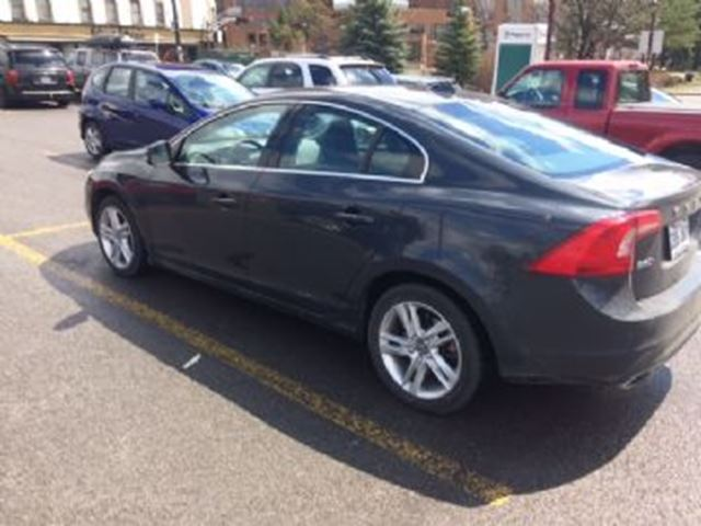 2015 VOLVO S60 2015.5 T5 Premier Plus AWD in Mississauga, Ontario
