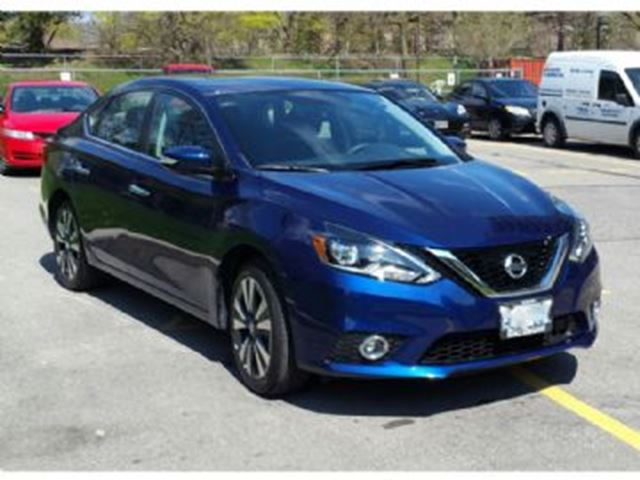2017 Nissan Sentra SV W/STYLE PACKAGE in Mississauga, Ontario