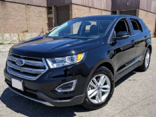 2016 FORD EDGE SEL FWD in Mississauga, Ontario