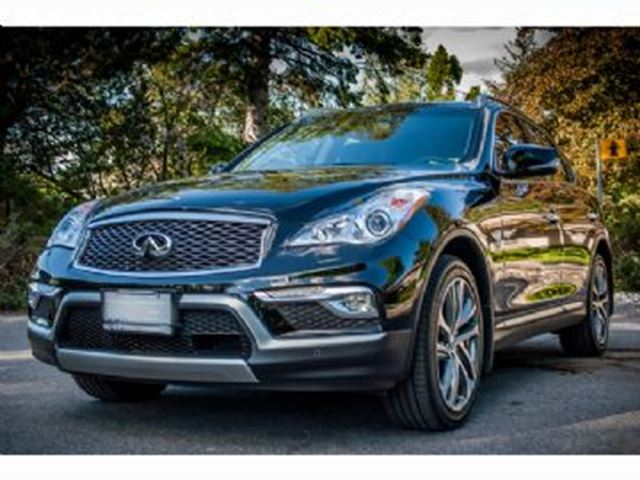2017 Infiniti QX50 AWD, Lease End Protection Included in Mississauga, Ontario