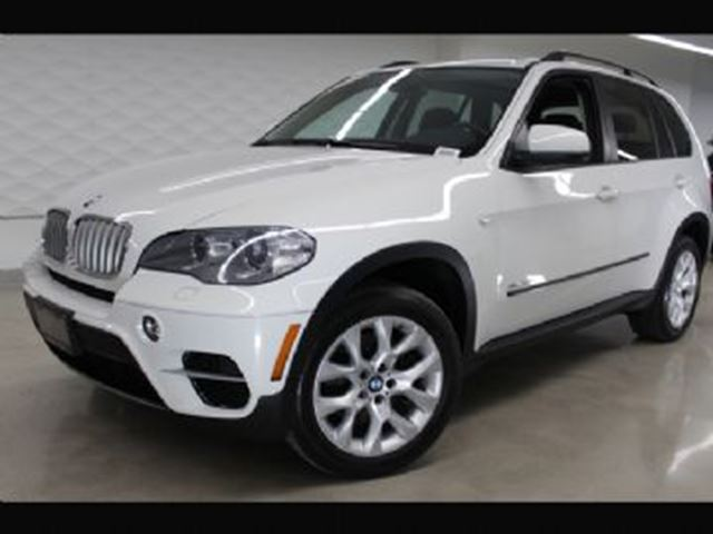 2012 BMW X5 X5d in Mississauga, Ontario