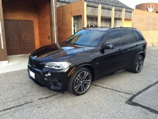 2016 BMW X5 M AWD 4dr w/Premium Package in Mississauga, Ontario