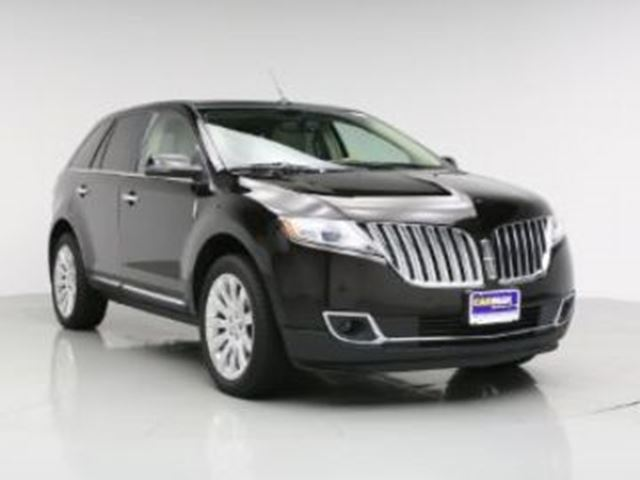 2013 Lincoln MKX NAV + TOIT PANO + AUDIO THX in Mississauga, Ontario
