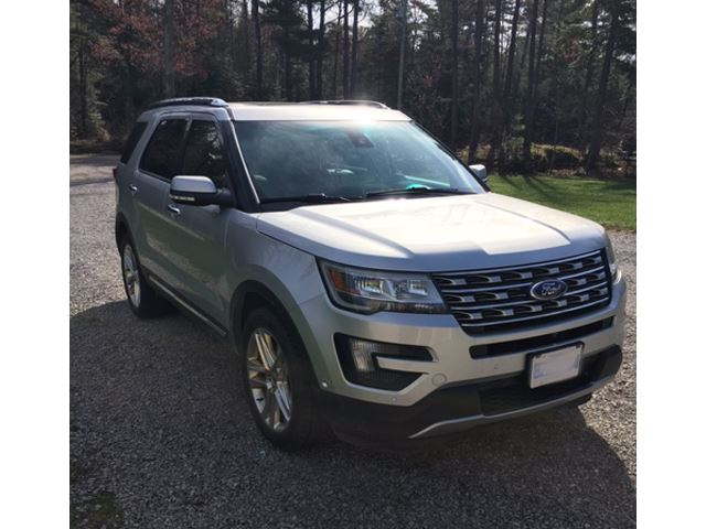 2016 FORD EXPLORER 4WD 4dr Limited in Mississauga, Ontario