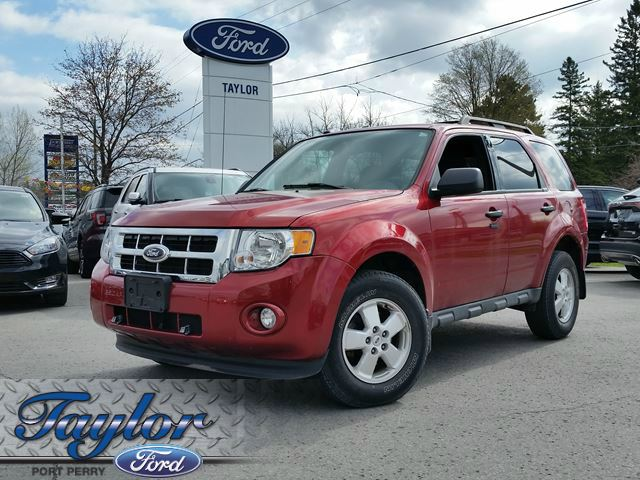 2012 Ford Escape XLT in Port Perry, Ontario