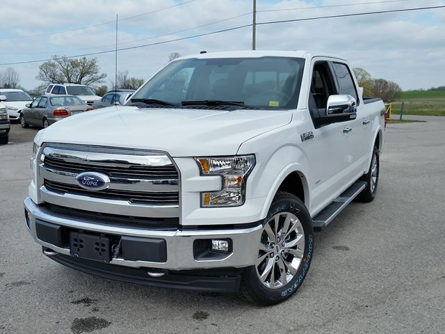 2017 Ford F-150 Lariat in Port Perry, Ontario