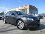 2013 Chevrolet Cruze LT Turbo, AUTO, A/C, JUST 47K! in Stittsville, Ontario