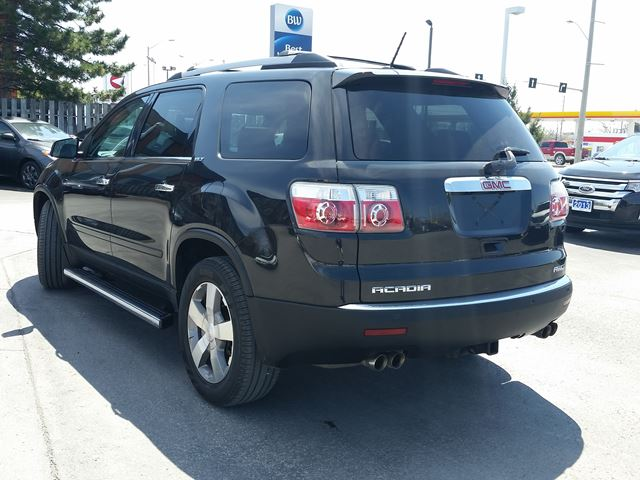 used 2010 gmc acadia slt awd 8 passenger leather. Black Bedroom Furniture Sets. Home Design Ideas