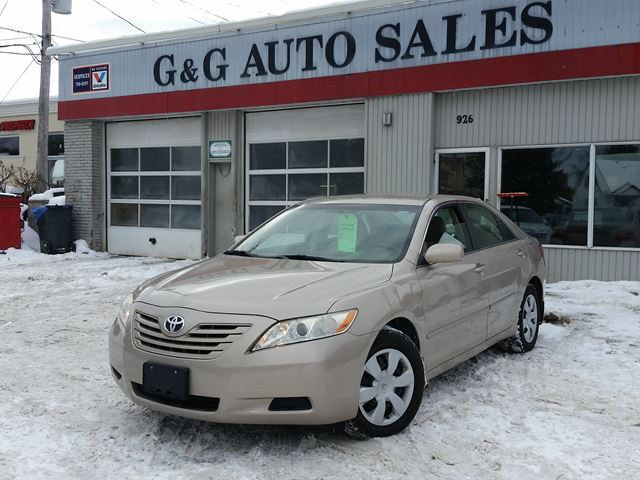 2007 TOYOTA Camry LE in Ottawa, Ontario