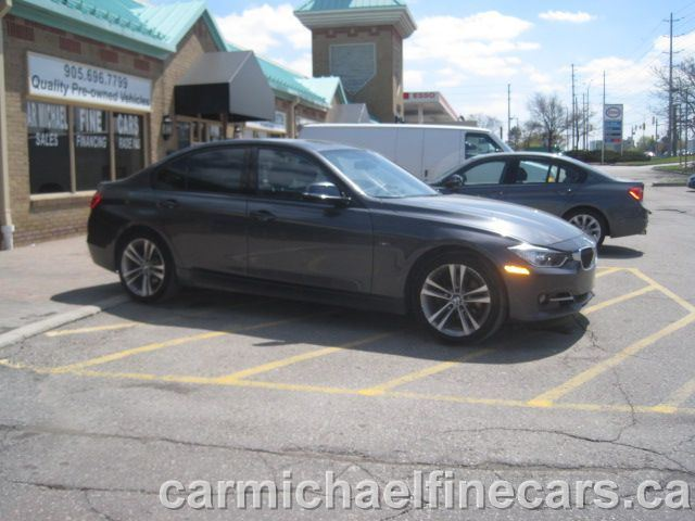 2013 BMW 3 SERIES 328i XDRIVE,AWD,NAVIGATION&SPORT&PREM PKG,SUNROOF, in Mississauga, Ontario