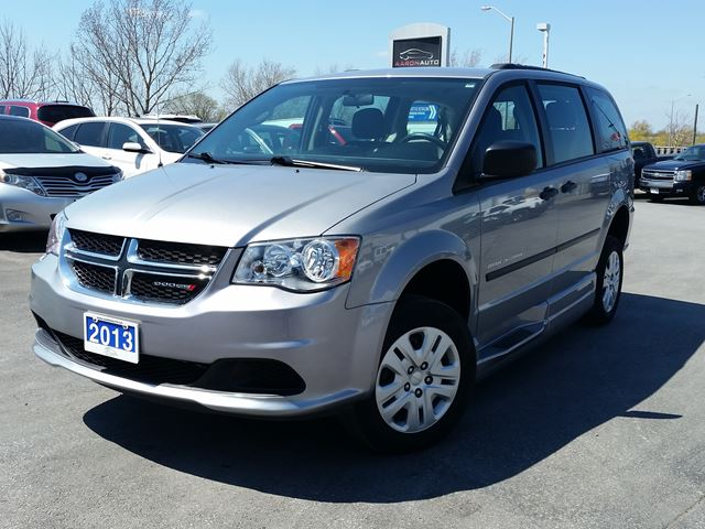 2013 Dodge Grand Caravan SE in Belleville, Ontario