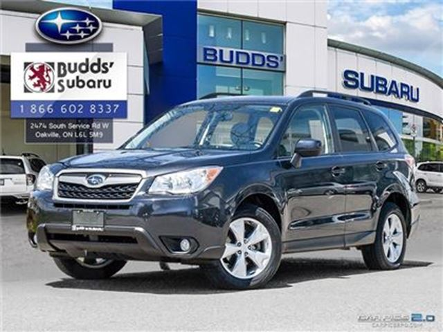 2015 SUBARU FORESTER 2.5i Convenience at in Oakville, Ontario