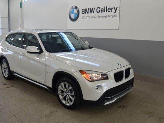 2015 BMW X1 xDrive28i in Calgary, Alberta