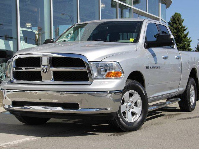 2012 DODGE RAM 1500 SLT in Kamloops, British Columbia
