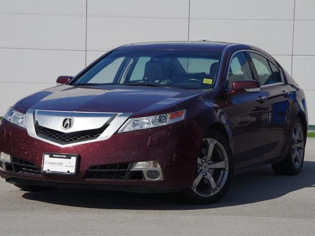 2009 ACURA TL AWD 5sp at w Tech. Pkg in Vancouver, British Columbia