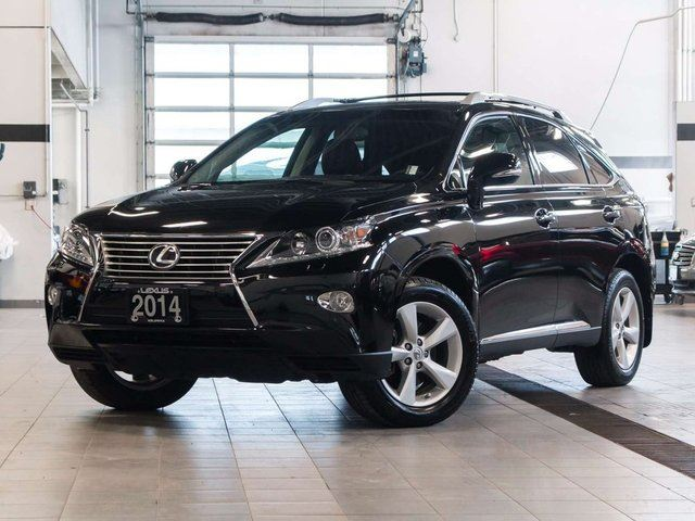 2014 Lexus RX 350 Premium Package in Kelowna, British Columbia