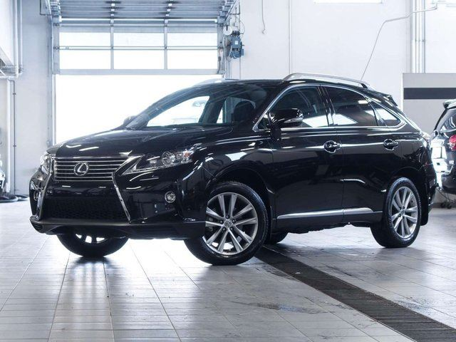 2015 Lexus RX 350 Touring in Kelowna, British Columbia