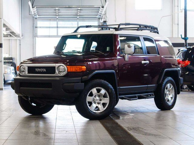 2007 Toyota FJ Cruiser B Package in Kelowna, British Columbia