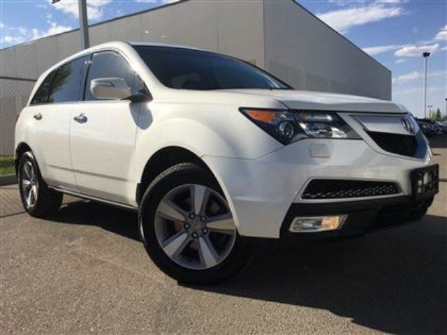 2013 ACURA MDX AWD Power Liftgate Heated Seats in Red Deer, Alberta