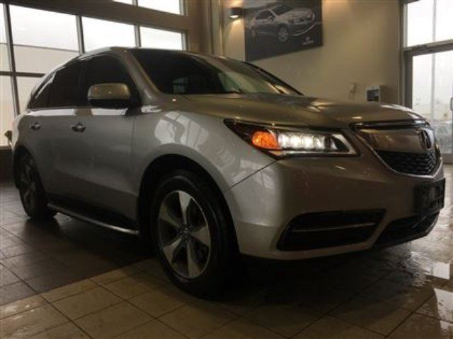 2014 ACURA MDX All-Wheel Drive Leather Interior in Red Deer, Alberta