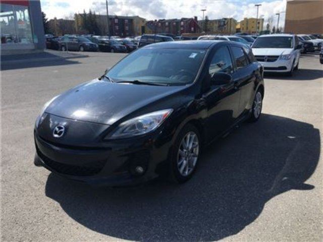 2013 MAZDA MAZDA3 GT-Leather Heated Seats in Okotoks, Alberta