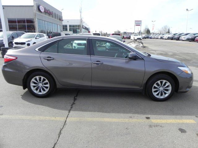 2017 TOYOTA CAMRY LE Accident Free, Back-up Cam, Bluetooth, A/C, - Edmonton in Sherwood Park, Alberta