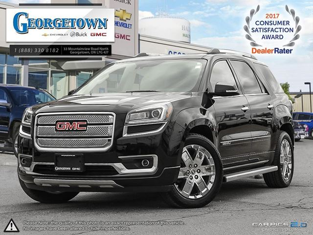 2016 gmc acadia denali denali full luxury features. Black Bedroom Furniture Sets. Home Design Ideas