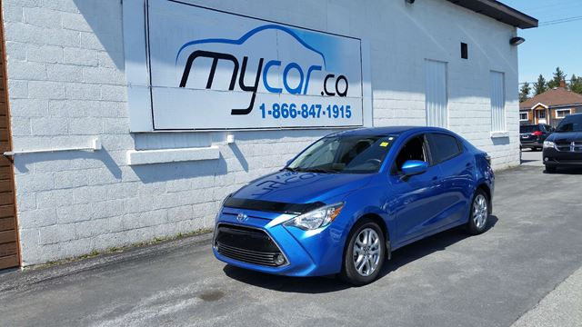 2016 TOYOTA YARIS Premium in Kingston, Ontario