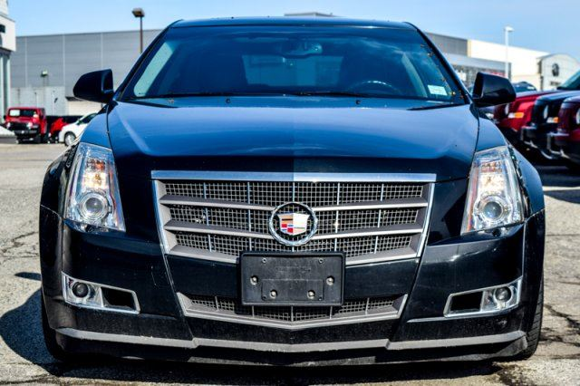 2008 Cadillac CTS with 1SA in Thornhill, Ontario