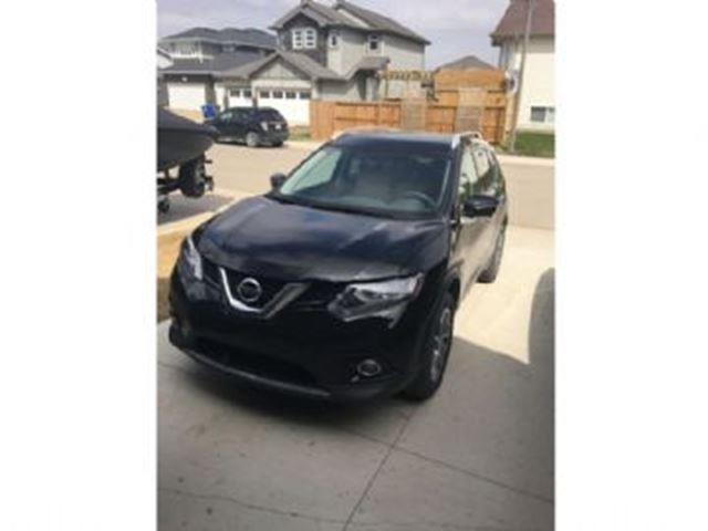 2015 Nissan Rogue AWD 4dr SL in Mississauga, Ontario