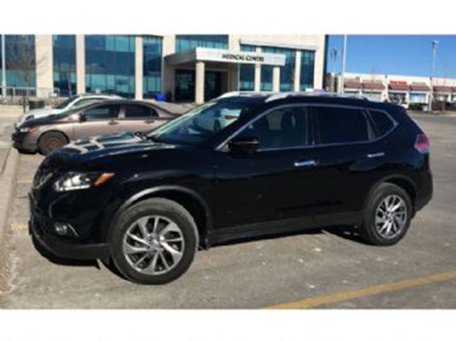 2014 NISSAN ROGUE SL AWD, NAVIGATION in Mississauga, Ontario