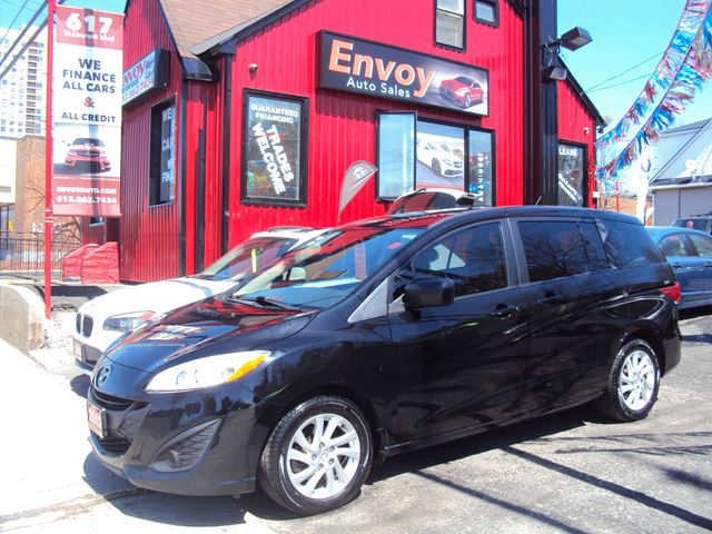 2012 MAZDA MAZDA5 GS ONE OWNER!!ACCIDENT FREE!!NEW RUBBERS!! in Ottawa, Ontario