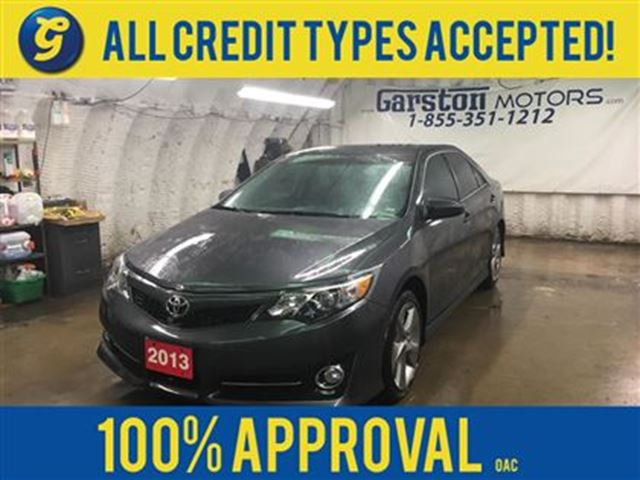 2013 TOYOTA CAMRY XLE*NAVIGATION*BLUETOOTH PHONE/AUDIO*BACK UP CAMER in Cambridge, Ontario