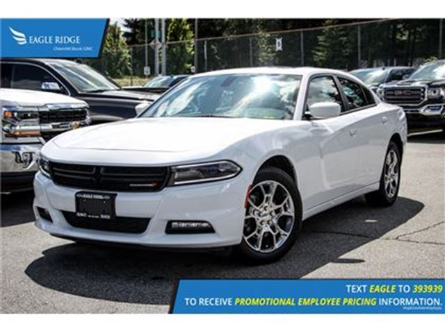 2016 DODGE CHARGER SXT in Coquitlam, British Columbia