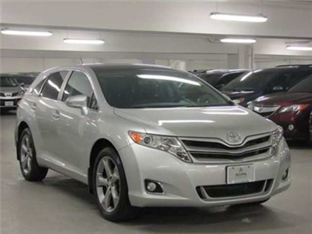 used 2014 toyota venza v 6 cy xle v6 awd pano leather new. Black Bedroom Furniture Sets. Home Design Ideas