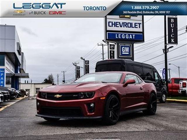 2014 Chevrolet Camaro ZL1, 580 Raw HP!! Only 3916KMS! in Rexdale, Ontario