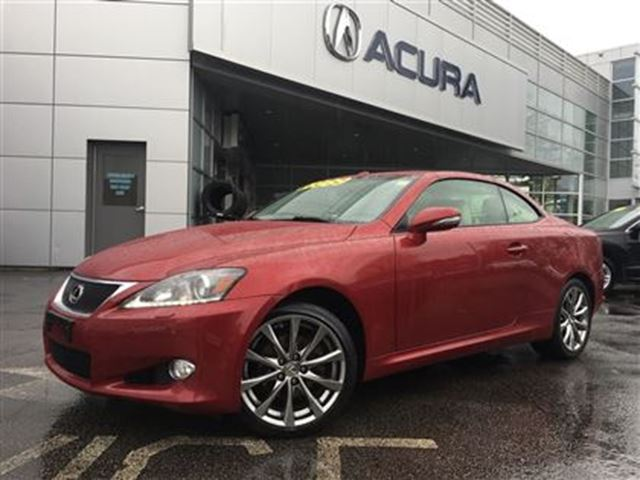 2013 LEXUS IS 250 NAVI   NEWTIRES   POWERTOP   NAVI   ONLY78000KM in Burlington, Ontario