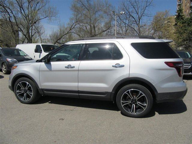 used 2014 ford explorer sport 4wd toronto. Black Bedroom Furniture Sets. Home Design Ideas