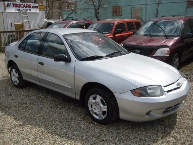 2004 chevrolet cavalier vlx 4dr sedan edmonton alberta car for sale 2764670. Black Bedroom Furniture Sets. Home Design Ideas