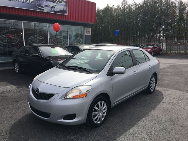 2010 Toyota Yaris ***CRn++DIT 100% APPROUVn++*** in St Eustache, Quebec