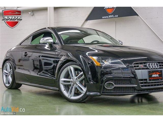 2014 Audi TT S 2.0T QUATTRO  AUTOMATIC  NAV  LEATHER in Oakville, Ontario