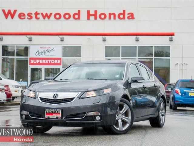 2013 ACURA TL Base w/Technology Package in Port Moody, British Columbia