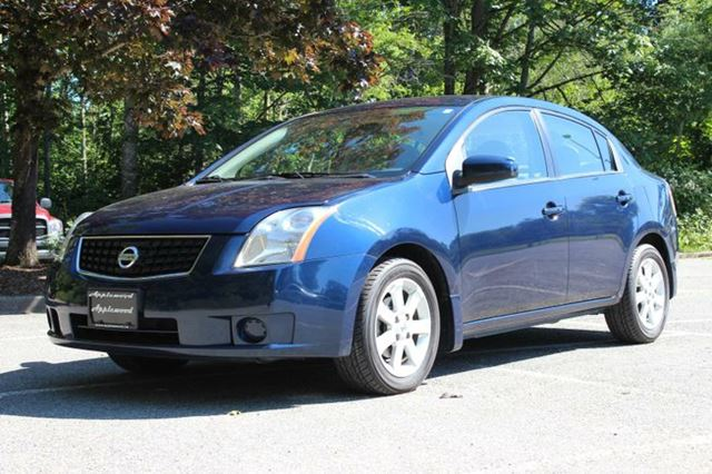 2009 NISSAN SENTRA 2.0 4dr Sedan in Langley, British Columbia