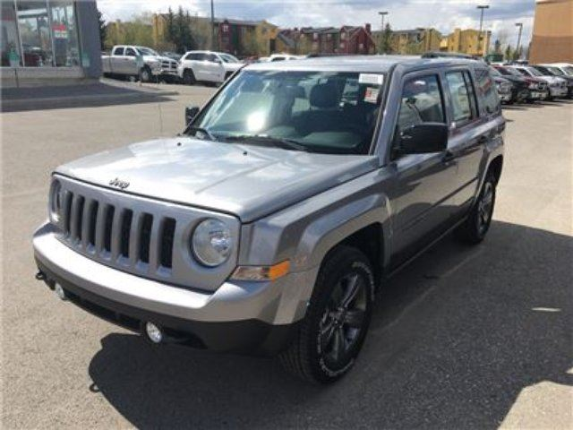 used 2017 jeep patriot sport se 4wd heated seats okotoks. Black Bedroom Furniture Sets. Home Design Ideas