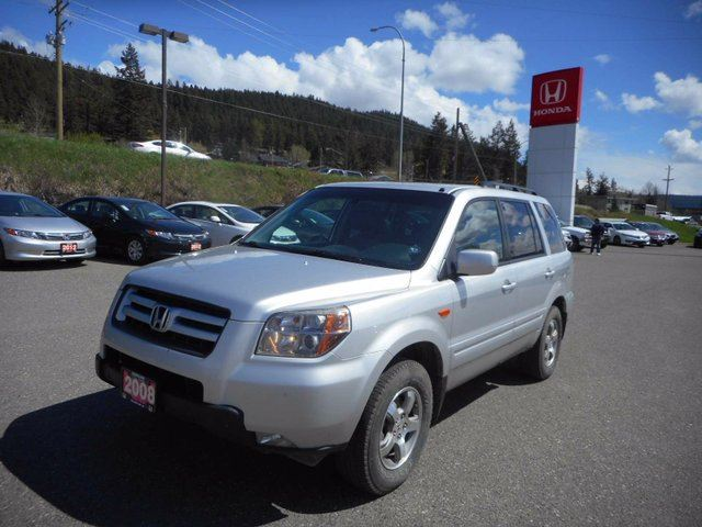 2008 HONDA PILOT SE-L in Williams Lake, British Columbia