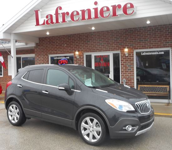 2016 Buick Encore Leather in Stayner, Ontario