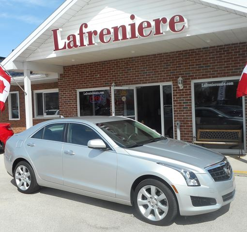 2014 Cadillac ATS AWD in Stayner, Ontario