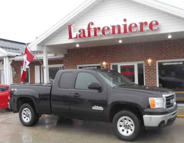2010 GMC Sierra 1500 SL Nevada Edition in Stayner, Ontario